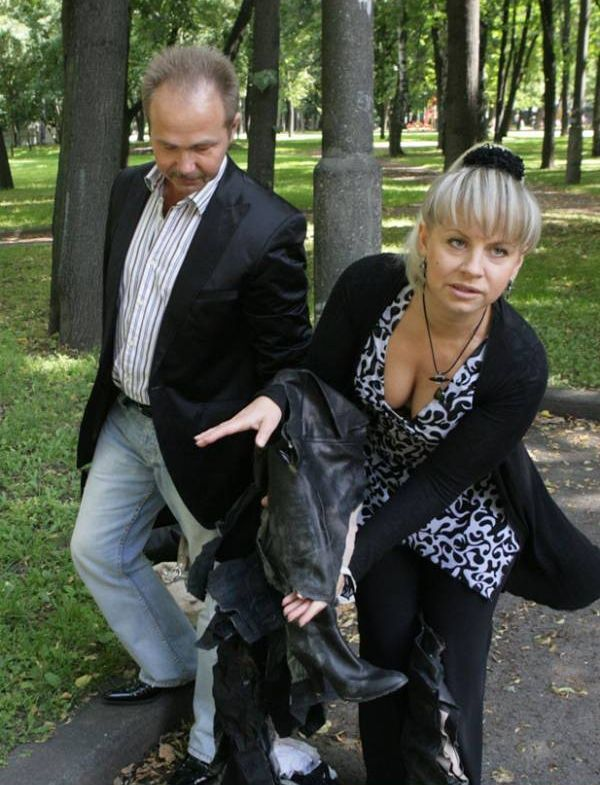 Виновника аварии, покалечившего дочь известного художника, приговорили к 2-м годам колонии