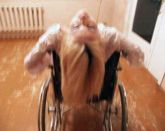 девушка инвалид без ноги познакомитсяв украине