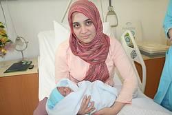 Добро пожаловать, палестинский малыш!