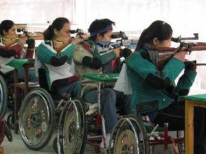 Развитие спорта для инвалидов в Китае