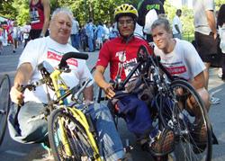 Марафонец Дик Траум: победа над инвалидностью