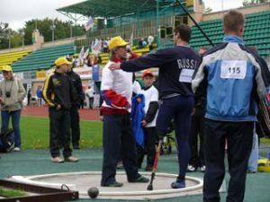 Россия впервые празднует Международный паралимпийский день
