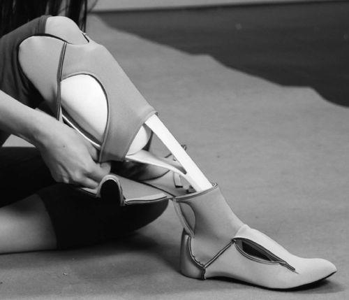 протез ноги для женщин