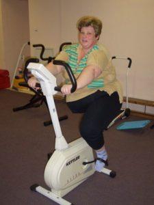 Лечение и профилактика ожирения инвалидов, перенесших ампутации нижних конечностей