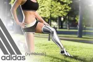 Искусственная жизнь: Adidas Symbiosis использует электромагниты для естественного движения своих протезов