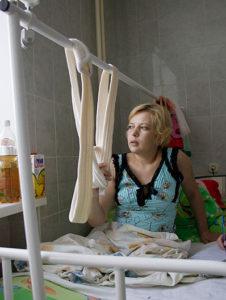 После трагедии на рельсах молодая женщина заново учится жить