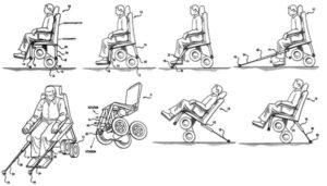 Инвалидные коляски больше не будут опрокидываться