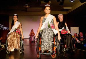 Состоялся конкурс красоты  – среди женщин-инвалидов