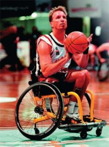 Инвалидные коляски активного типа