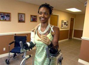 Шеннон Смит — Бионическая женщина