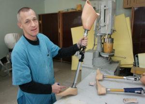 Эксперт компании «Imasen Engineering Corporation» представил на Южном Урале новые модули для протезов