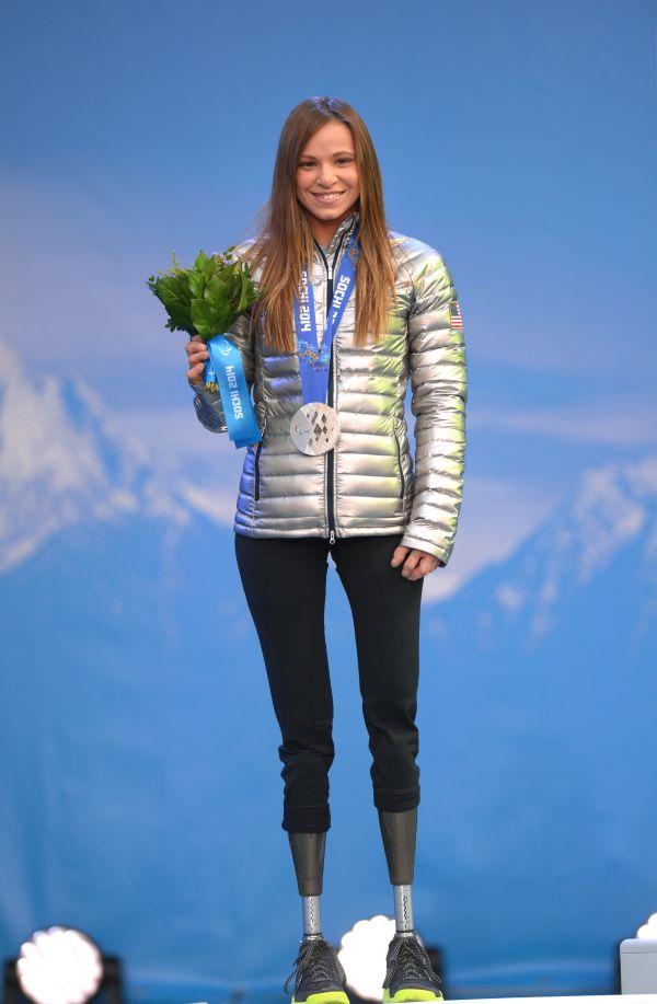 Паралимпиада 2014. Церемония награждения. Третий день