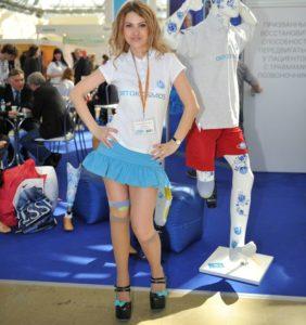 «Орто-Космос» представил мировые разработки в протезировании