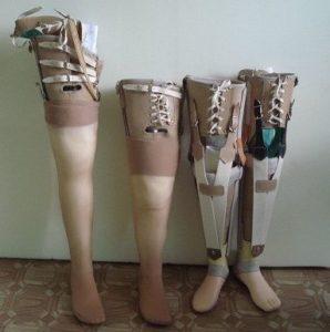 Инвалиды утверждают, что российские протезы прочнее, функциональнее зарубежных аналогов