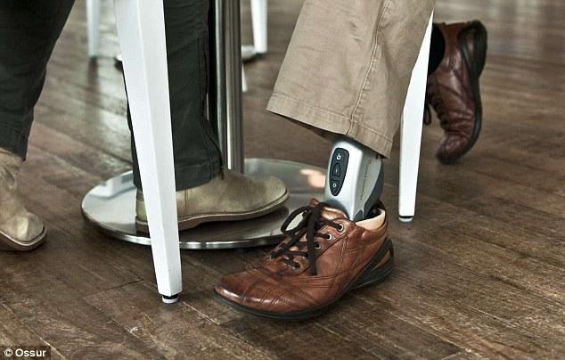 Исландская компания «Össur» разработала контролируемые бионические протезы