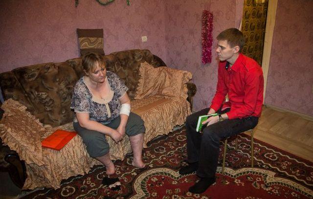 знакомства я инвалид нет ноги