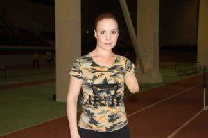 Олеся Аржакаева-инструктор тренажёрного зала с ограниченными возможностями в Саранске