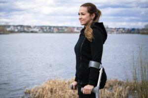 Ольга Власова: Остаться без ноги гораздо лучше, чем жить без мозгов
