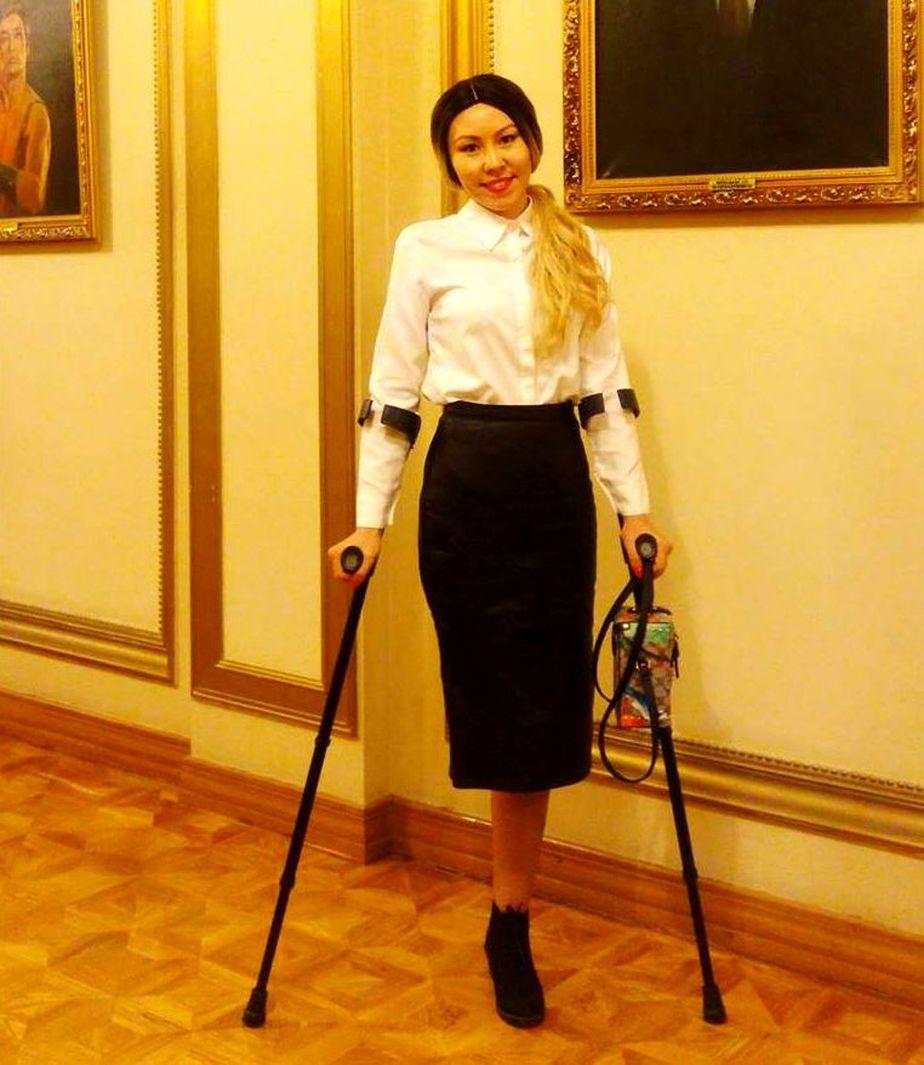 Надира Аухадиева