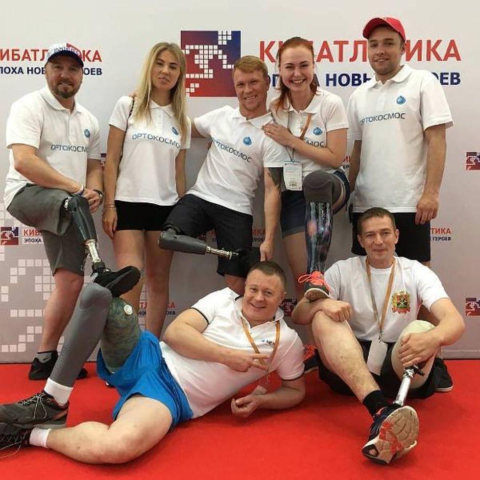 В прошлом году я завоевала серебро среди пользователей протезов голени на первой Российской Кибатлетике