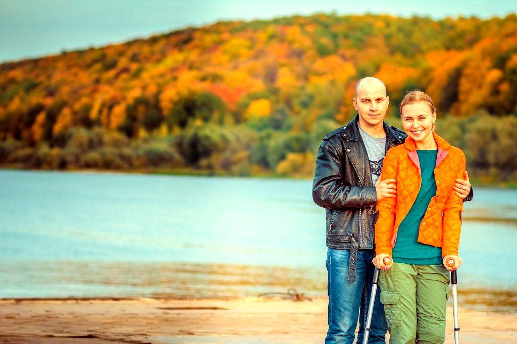 Татьяна Пустовалова и муж