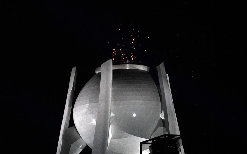 Огонь Паралимпиады 2018 года погашен