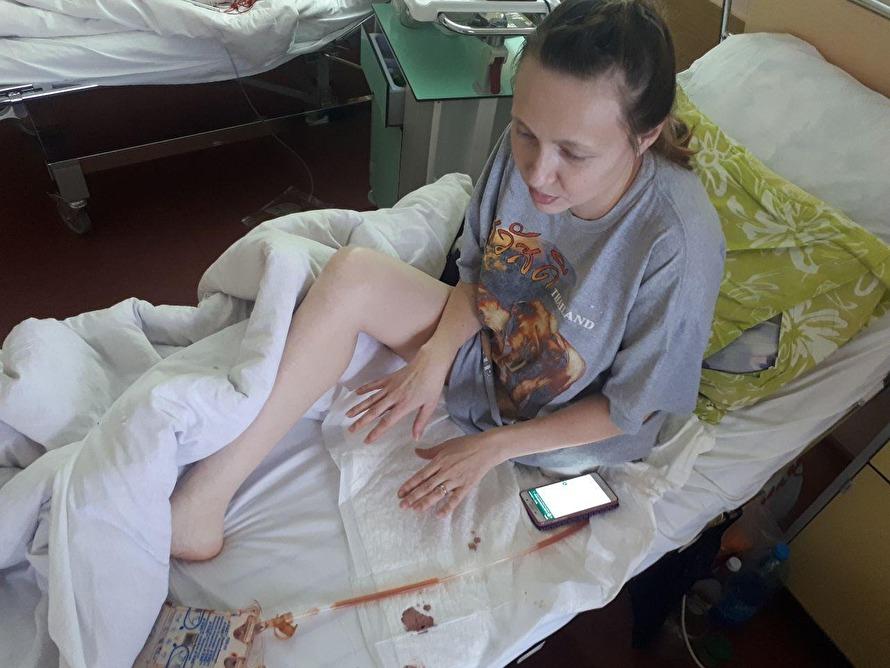 42-летняя жительница Подольска Наталья Володина, победившая рак