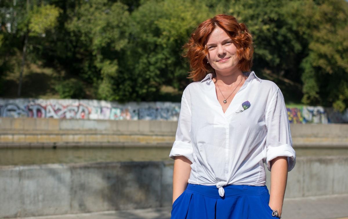 Виктория Змитрович