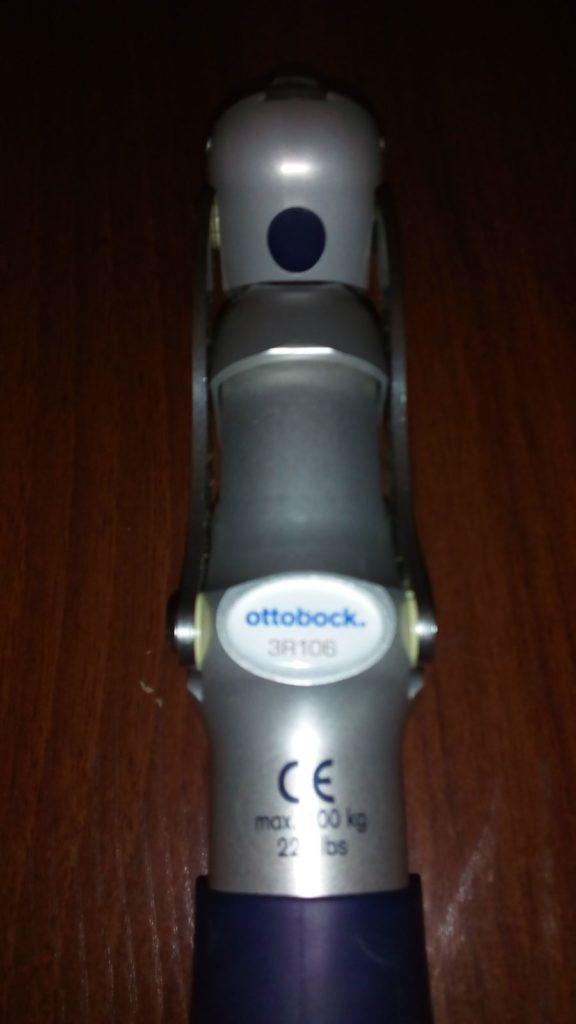 Продам коленный модуль Otto Bock 3R106