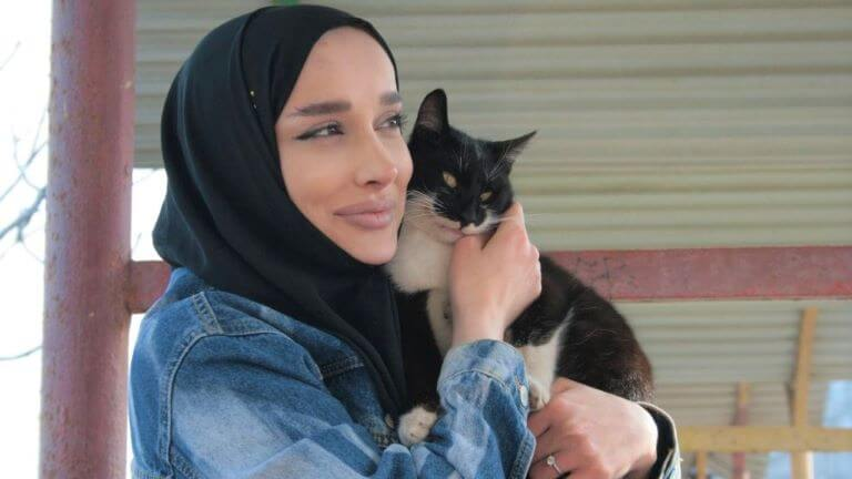 Муслима, девушка-киборг из Дагестана