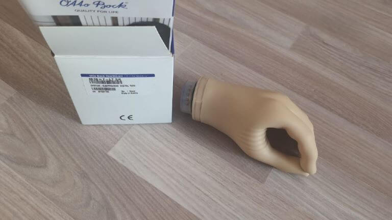 Комплектующие для протеза руки Отто Бокк