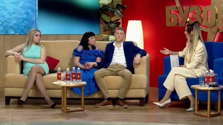 Надежда Панина принимала участие в федеральном ТВ-шоу